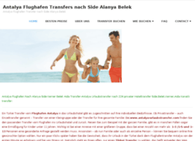 antalya-urlaubstransfer.com