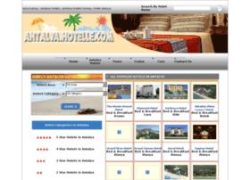 antalya.hotelle.com