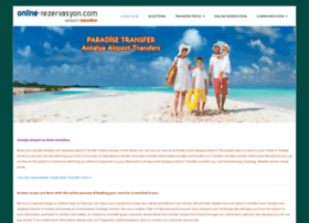 antalyaairport-transfer.org