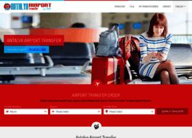 antalyaairporttransfer.com