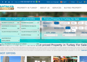 antalyaproperty.com