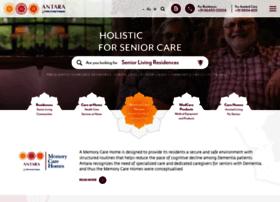 antaraseniorliving.com