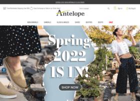 antelopeshoes.com
