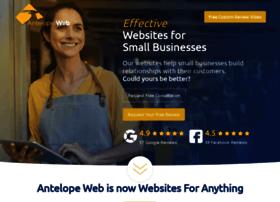 antelopeweb.com