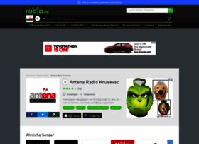 antenaradiokrusevac.radio.de