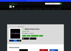 antenauzivo.radio.de