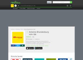 antennebrandenburg.radio.de