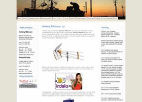 anteny-milovice.cz