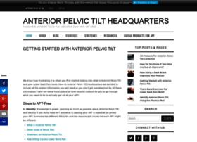 anteriorpelvictilthq.com