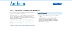 anthem.allclearid.com