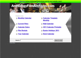 anthologyfilmarchives.com