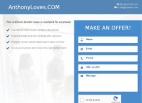 anthonyloves.com