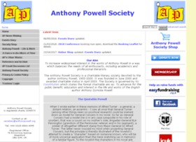 anthonypowell.org.uk