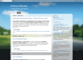 anthonyreview.blogspot.com