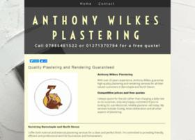 anthonywilkesplastering.yolasite.com
