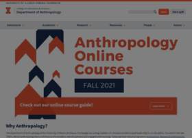 anthro.uiuc.edu