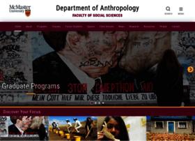 anthropology.mcmaster.ca