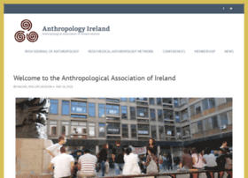 anthropologyireland.org
