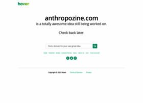 anthropozine.com