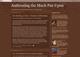 anthroslug.blogspot.com