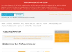anthrotermin.de