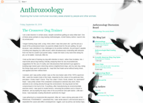 anthrozoology.blogspot.com