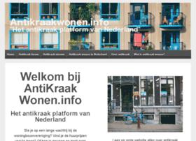 anti-kraak-wonen.nl