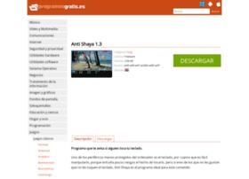 anti-shaya.programasgratis.es