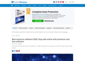 anti-virus-software-review.toptenreviews.com