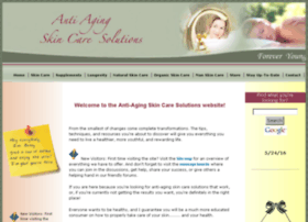 antiaging-skincare-solutions.com