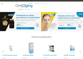 antiagingshop.es