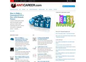 anticareer.com