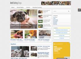 antieatingdogs.com