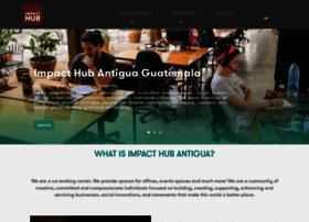 Antigua.impacthub.net