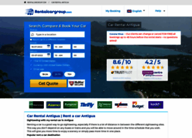 antigua.rentalcargroup.com