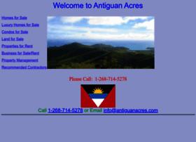 antiguanacres.com