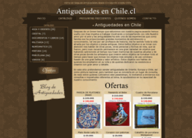 antiguedadesenchile.cl