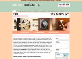 antiochlocksmiths.biz