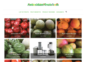 antioxidant-fruits.com