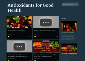 antioxidantsforgoodhealth.blogspot.com.ar
