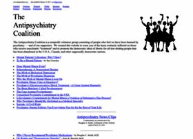 antipsychiatry.org
