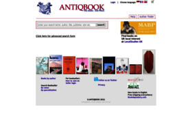 antiqbook.com