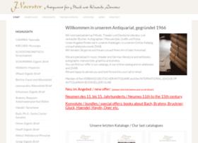 antiquariat-voerster.de