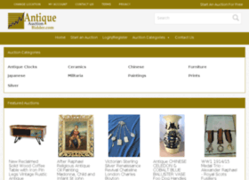 antiqueauctionbidder.com