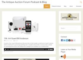 antiqueauctionforum.com