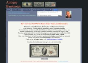 antiquebanknotes.com