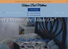 antiquebedmattress.com