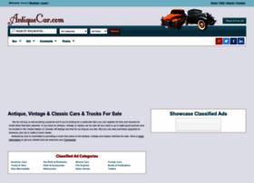 antiquecar.com