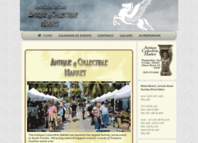 antiquecollectiblemarket.com