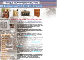 antiquecountryfurniturestore.com